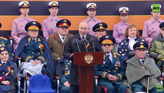 LB Nga long trọng tổ chức lễ duyệt binh kỷ niệm 76 năm chiến thắng trong Chiến tranh Vệ quốc vĩ đại - Ảnh 10.