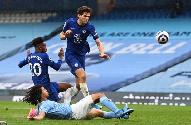 Chelsea ngược dòng kịch tính, Man City chưa thể đăng quang - Ảnh 4.