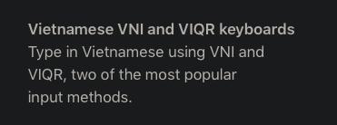 Những tính năng trên iOS 15 được phát triển dành riêng cho người dùng Việt - ảnh 1