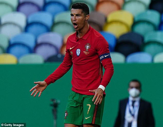 Bruno lập cú đúp, ĐT Bồ Đào Nha giành chiến thắng trước ĐT Israel - Ảnh 2.