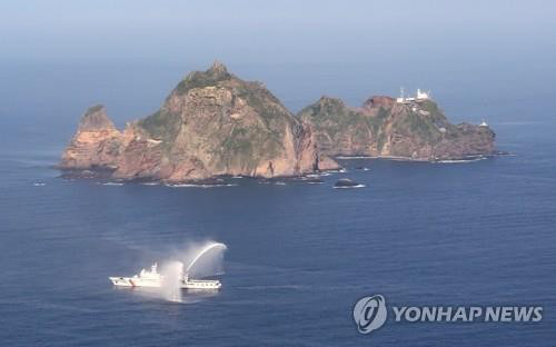 Hàn Quốc tập trận phòng thủ quanh quần đảo tranh chấp với Nhật Bản - Ảnh 1.