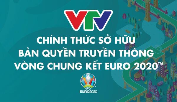 Công tác bảo vệ bản quyền EURO 2020 - ảnh 1