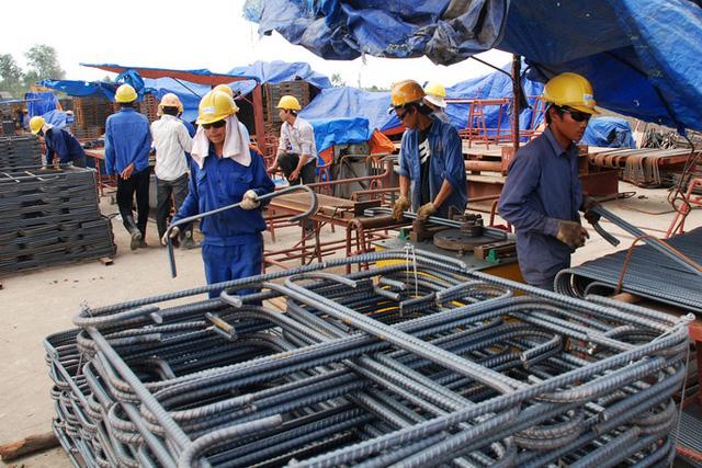 Xuất khẩu sắt thép sang Trung Quốc tăng đột biến - Ảnh 1.