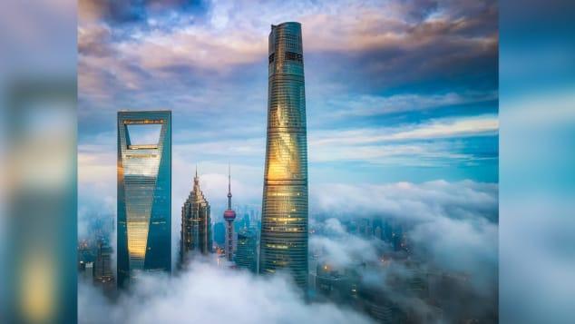 """Khách sạn """"cao nhất thế giới"""" chính thức được khai trương - ảnh 1"""