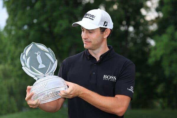 Những nhà vô địch golf trong tuần qua - Ảnh 1.