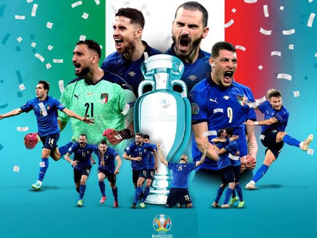 Giờ vàng thể thao tuần này: Italia - vị vua mới của bóng đá châu Âu   20h30 hôm nay trên VTV1 - Ảnh 1.