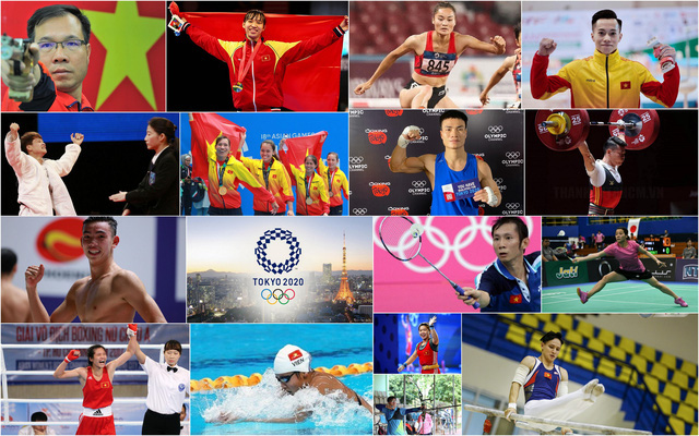 This year, Vietnam participates in the event with 18 athletes competing in 11 competitions.