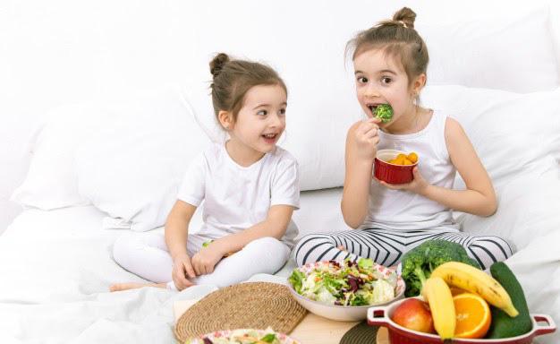 Những thực phẩm tăng cường sức đề kháng cho trẻ - Ảnh 2.