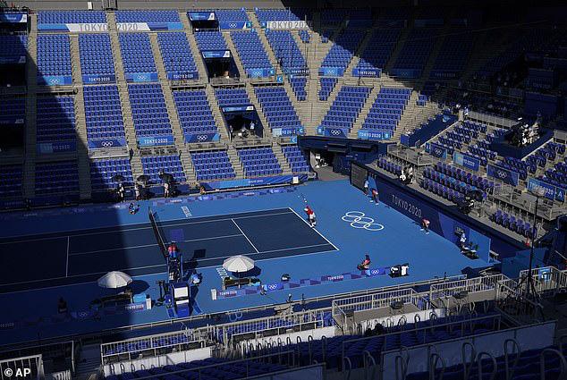 Novak Djokovic phàn nàn về cách tổ chức môn quần vợt tại Olympic - Ảnh 1.