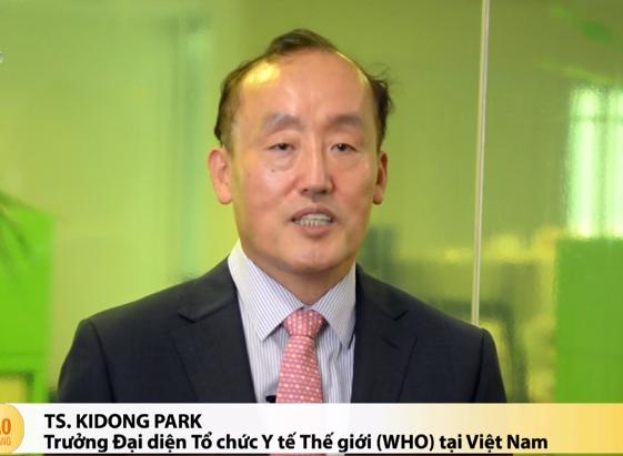 Trưởng Đại diện WHO tại Việt Nam: Quan trọng nhất vẫn là kiểm soát các ổ dịch - Ảnh 1.