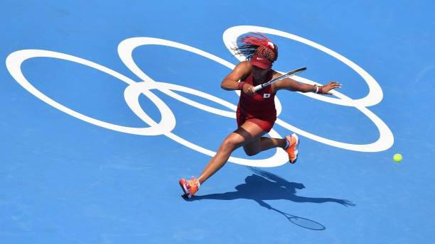 Olympic Tokyo | Naomi Osaka khởi đầu thuận lợi - Ảnh 1.
