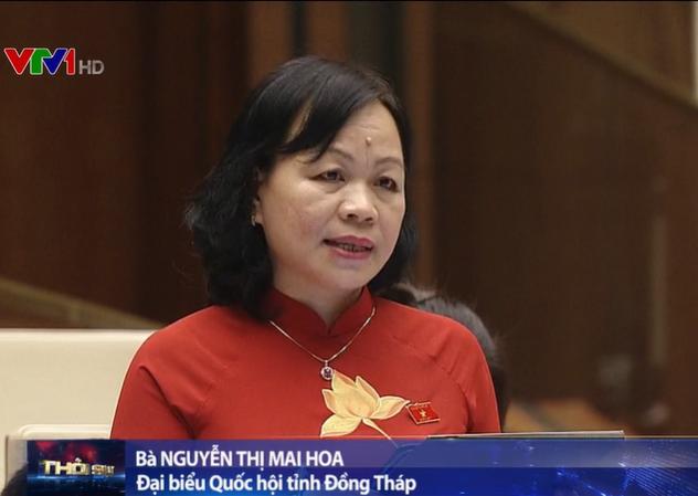 Đại biểu Quốc hội đề xuất nhiều giải pháp thực hiện giảm nghèo bền vững - Ảnh 1.