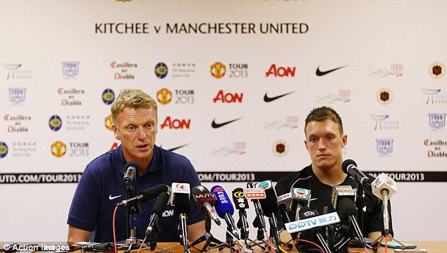 """HLV David Moyes vẫn """"kết"""" cầu thủ của Manchester United"""