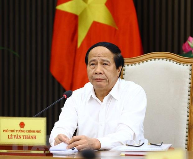 Chân dung 4 Phó Thủ tướng Chính phủ nhiệm kỳ 2021 - 2026 - Ảnh 4.