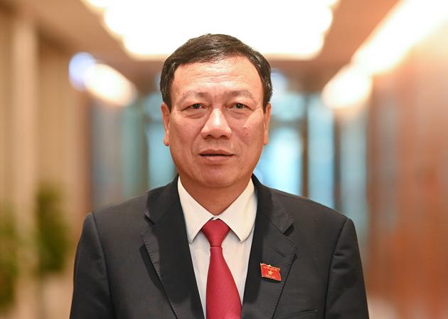 Chân dung 22 Bộ trưởng, trưởng ngành nhiệm kỳ 2021 - 2026 - Ảnh 21.