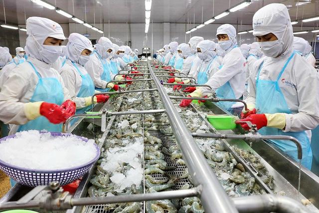 Ngành thủy sản bàn giải pháp tháo gỡ khó khăn sản xuất, xuất khẩu - Ảnh 1.