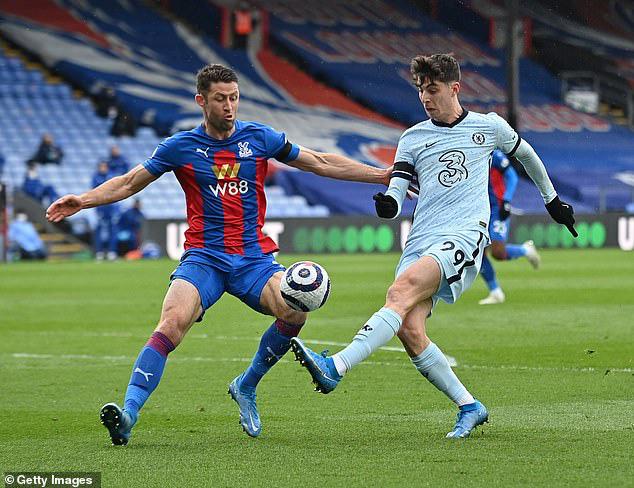 Hậu vệ Gary Cahill đạt thỏa thuận chia  tay Crystal Palace - Ảnh 1.