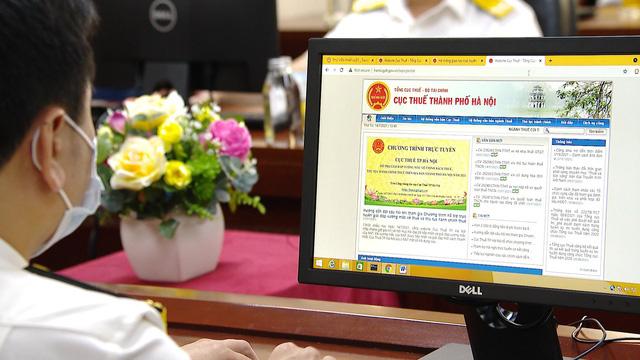 Hà Nội: Trong thời gian cách ly, nếu chậm nộp thuế sẽ không bị xử phạt - Ảnh 3.