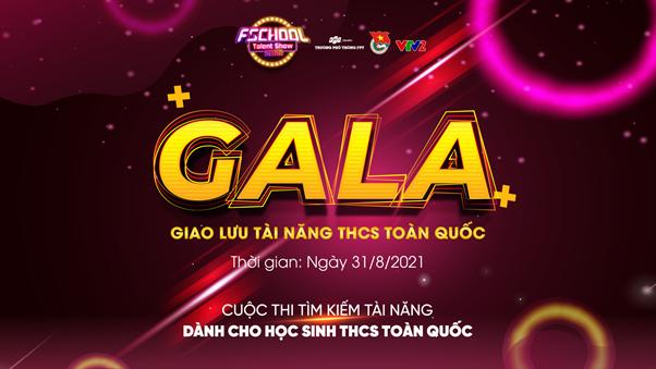 Đón xem Gala tài năng THCS toàn quốc livestream trên VTV2 Digital - ảnh 1
