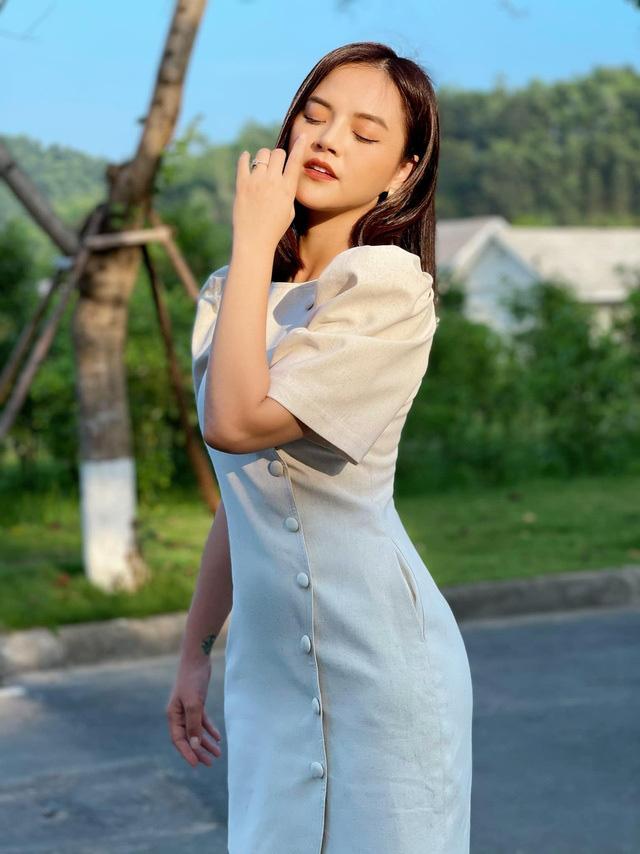 Thu Quỳnh được khen nức nở vì quá xinh trong phần 2 Hương vị tình thân - Ảnh 8.