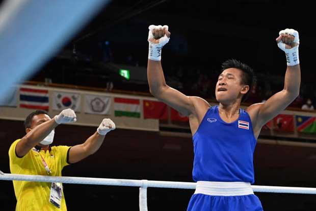 Olympic Tokyo   Philippines và Thái Lan có thêm huy chương ở môn boxing - Ảnh 1.
