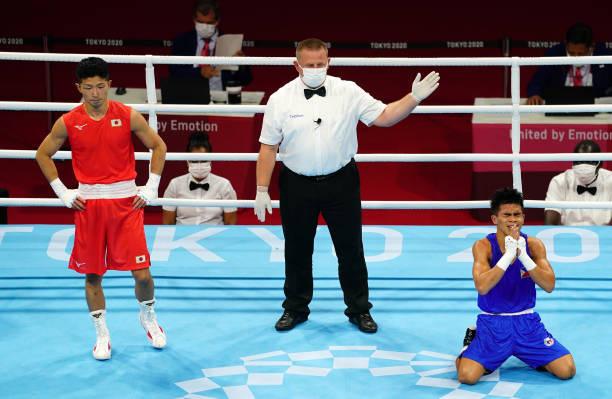 Olympic Tokyo   Philippines và Thái Lan có thêm huy chương ở môn boxing - Ảnh 2.