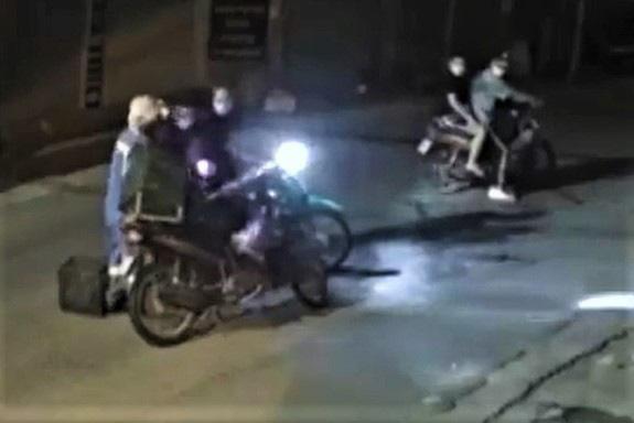 Bắt giữ đối tượng cuối cùng trong nhóm cướp xe máy của nữ nhân viên vệ sinh môi trường - Ảnh 3.