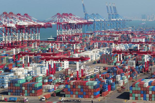 Hàng xuất khẩu Trung Quốc đối mặt nhiều khó khăn trong logistics - Ảnh 1.