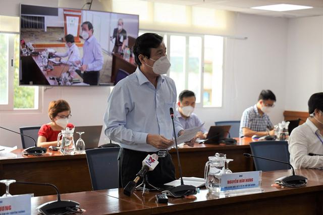 TP Hồ Chí Minh tổ chức lại quy trình, tập trung điều trị ca COVID-19 nặng - Ảnh 1.