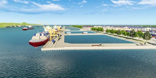 If approved, the project is expected to start construction in the fourth quarter of 2021.(Photo: portcoast)