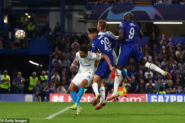 Lukaku lập công, Chelsea giành trọn 3 điểm trước Zenit - Ảnh 2.