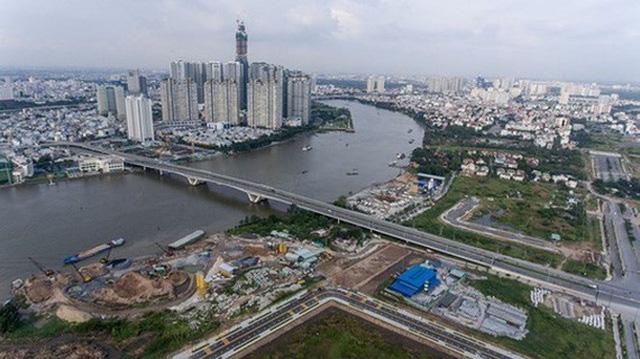 Đến năm 2040, TP Hồ Chí Minh dự kiến đất xây dựng đô thị khoảng 100.000 - 110.000 ha - ảnh 1