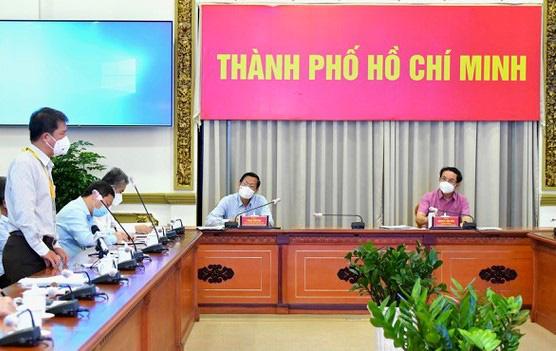 """TP Hồ Chí Minh """"không thể không mở cửa"""" - ảnh 1"""