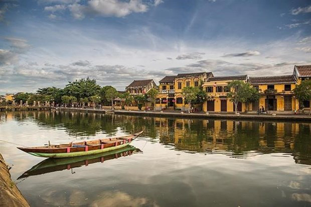 In 1999, Hoi An was recognised by the UNESCO as a World Cultural Heritage site (Photo: VNA)