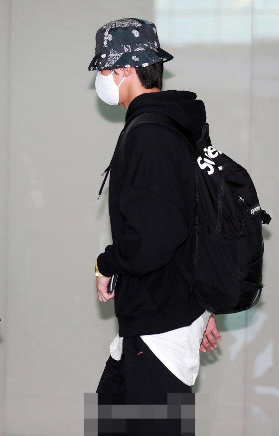 Park Seo Joon lên đường sang Mỹ tham gia siêu phẩm Marvel - Ảnh 1.