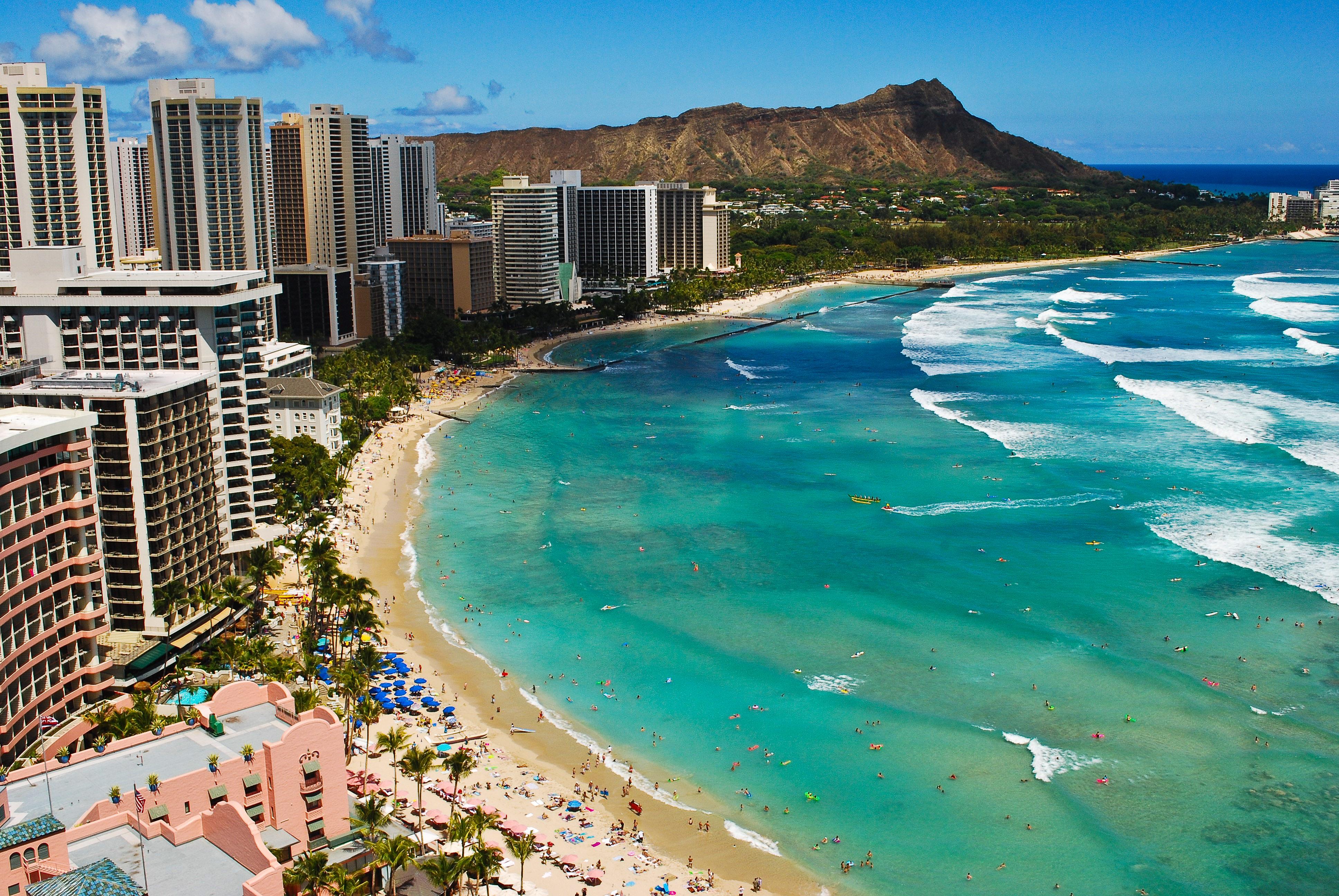 Đảo thiên đường Hawaii trước sức ép đô thị hóa | VTV.VN