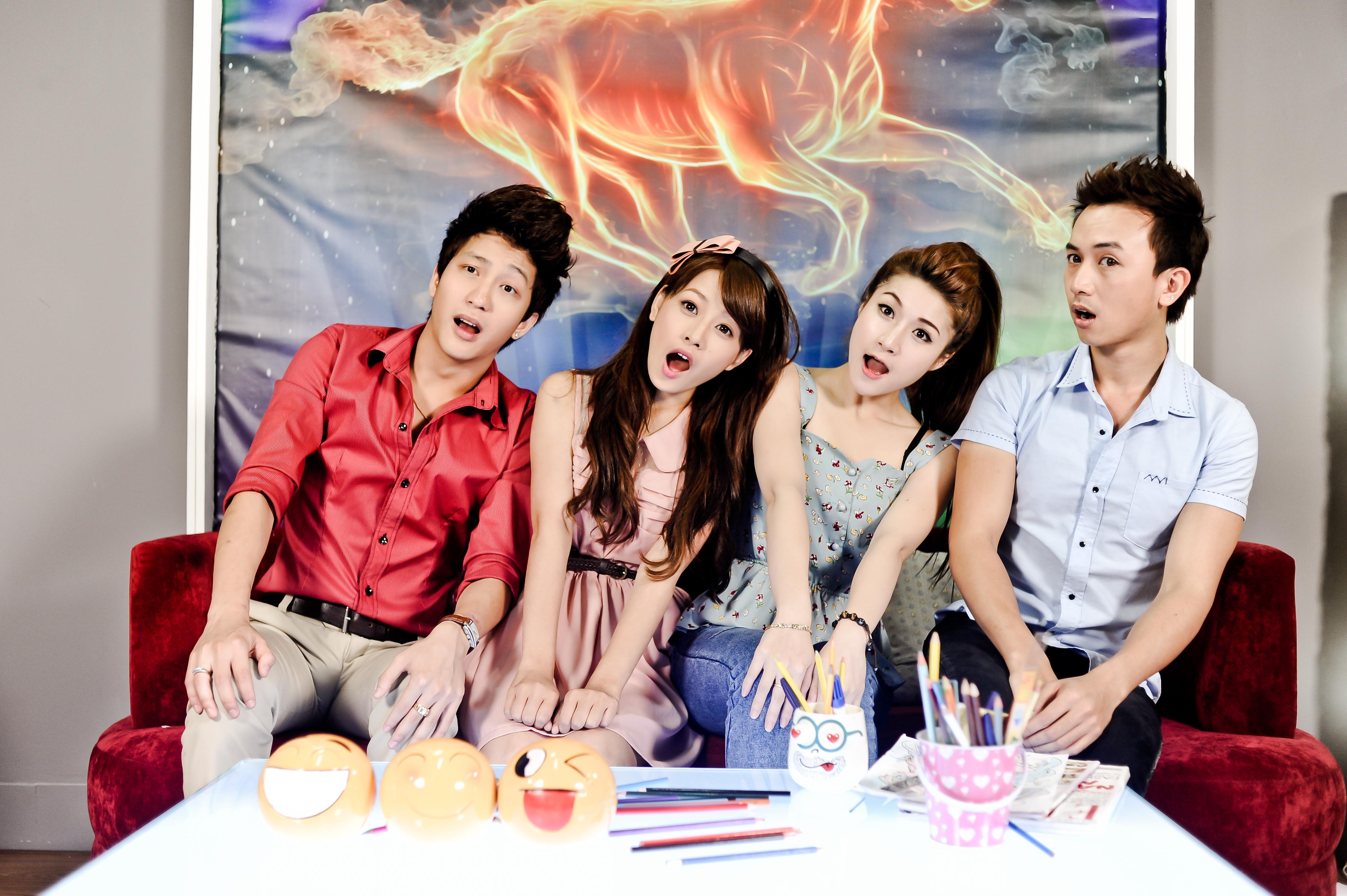 5S Online là bộ phim truyền hình Sitcom mới dành cho giới trẻ sẽ  chính thức ra mắt trên kênh VTV6 vào ngày 2/9 tới đây.