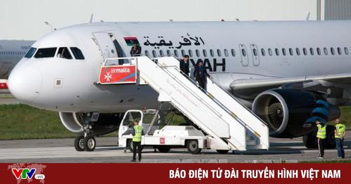 Malta xét xử hai đối tượng cướp máy bay Libya