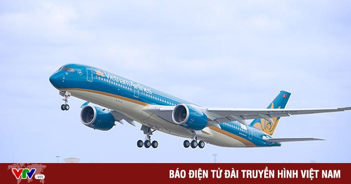 Vietnam Airlines hủy 5 chuyến bay đi Hong Kong (Trung Quốc) do ảnh hưởng bão số 11