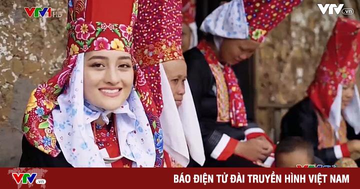 VTVTrip: Ngắm trang phục độc đáo của phụ nữ người Dao Thanh Phán ở Bình Liêu