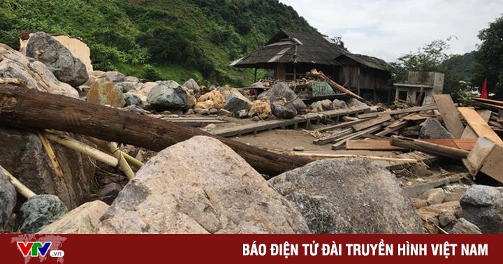 Hội Chữ thập đỏ cứu trợ khẩn cấp người dân vùng lũ Sơn La