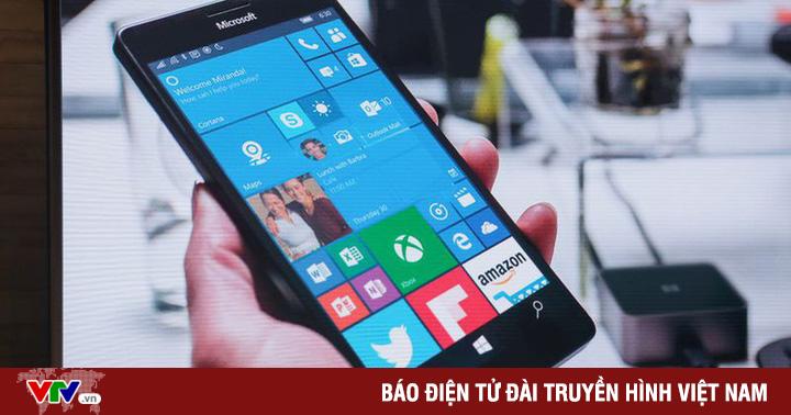 Windows 10 Mobile nhận án