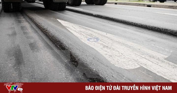Dừng thu phí đối với trạm BOT không sửa chữa vệt hằn lún