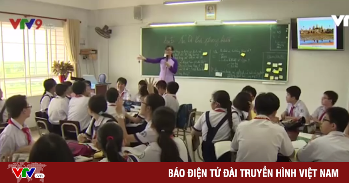 Trải nghiệm một giờ học Lịch sử thú vị của học sinh trường THPT chuyên Trần Đại Nghĩa