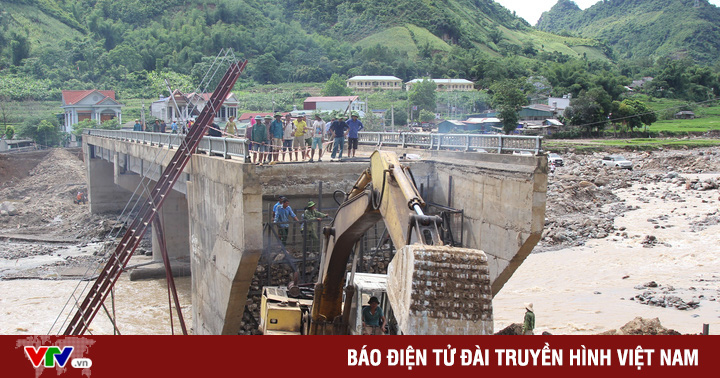Khẩn trương quy hoạch khu tái định cư sau lũ quét ở Sơn La