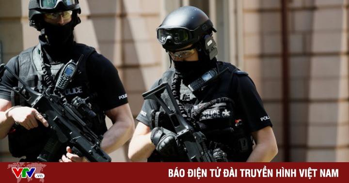 Anh: Tăng gấp đôi số cảnh sát phản ứng nhanh có trang bị vũ khí