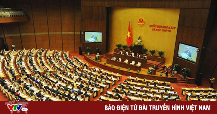 TRỰC TIẾP Bế mạc Kỳ họp thứ 4, Quốc hội khóa XIV (15h30, VTV1)