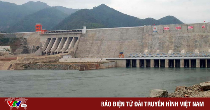 Thủy điện Sơn La dừng tất cả các tổ máy phát điện