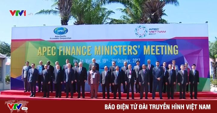 Thủ tướng phát biểu tại Hội nghị Bộ trưởng Tài chính APEC