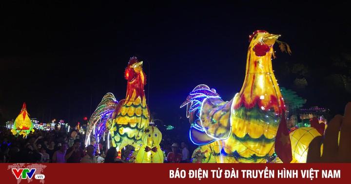 Tuyên Quang rực rỡ sắc màu trung thu với lễ hội lồng đèn khổng lồ